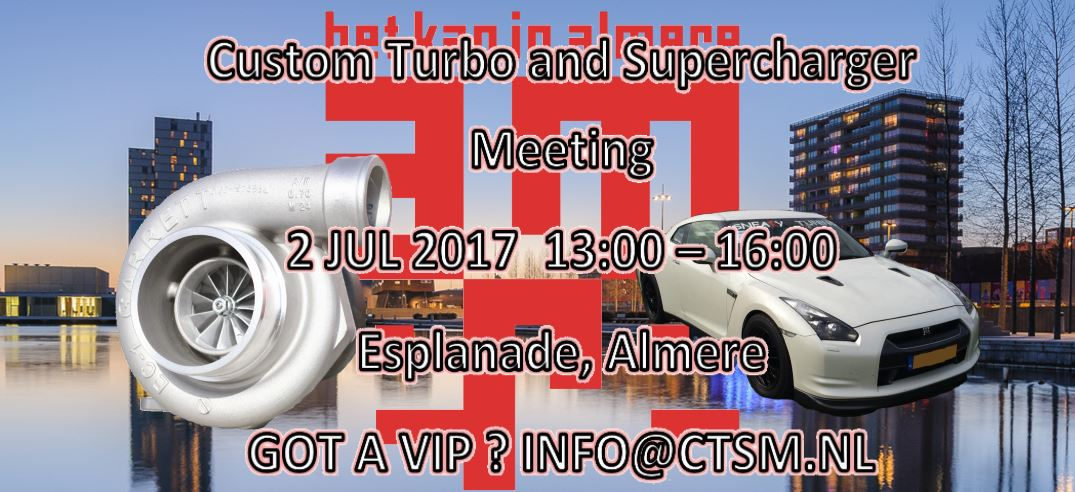 Custom Turbo Meeting