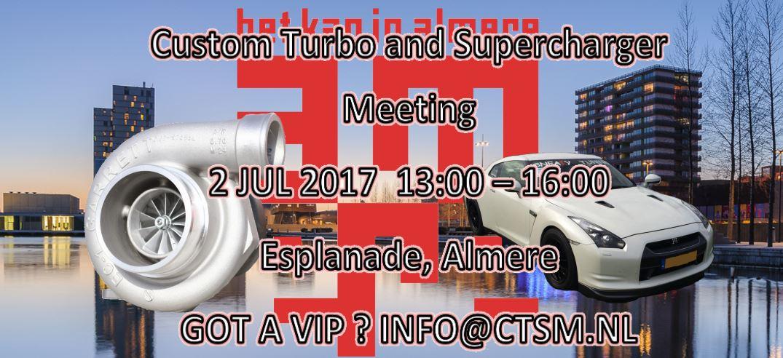 Custom Turbo Meeting