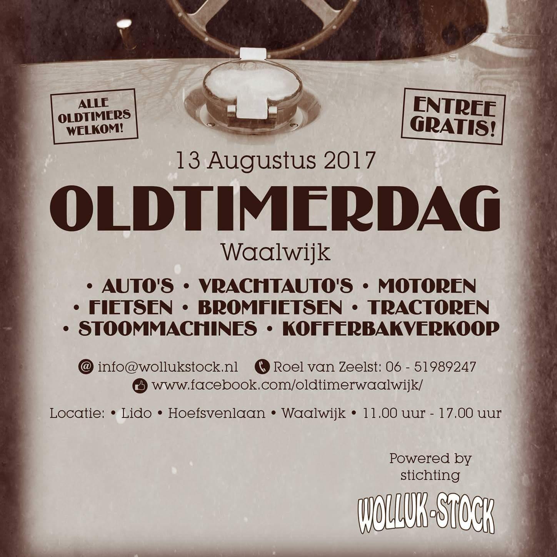Oldtimerdag Waalwijk