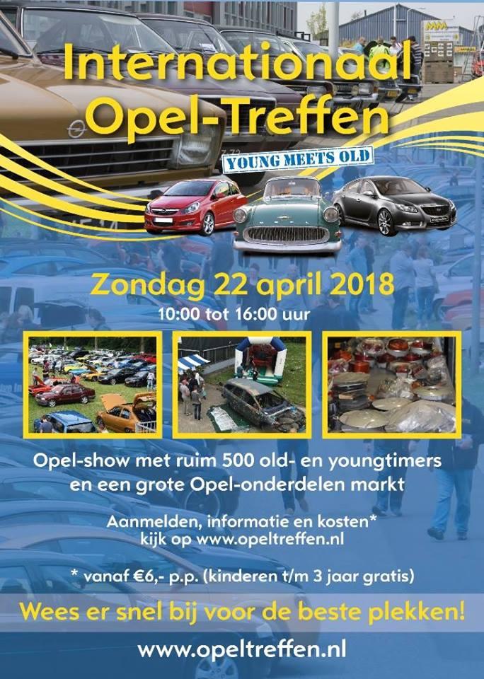 Internationaal Opel-Treffen 2018