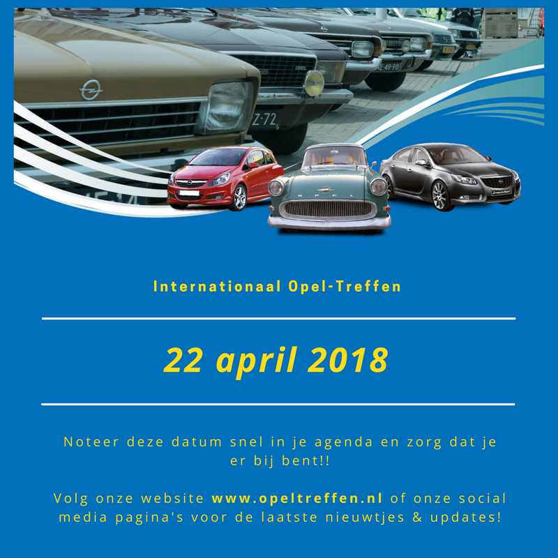 Internationaal Opel-Treffen 2018