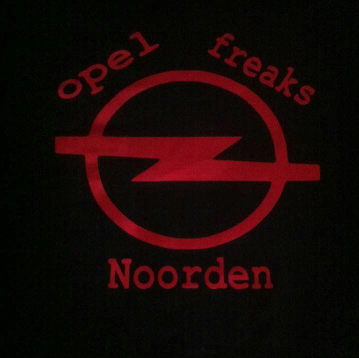3e Meeting Opel Freaks Noorden