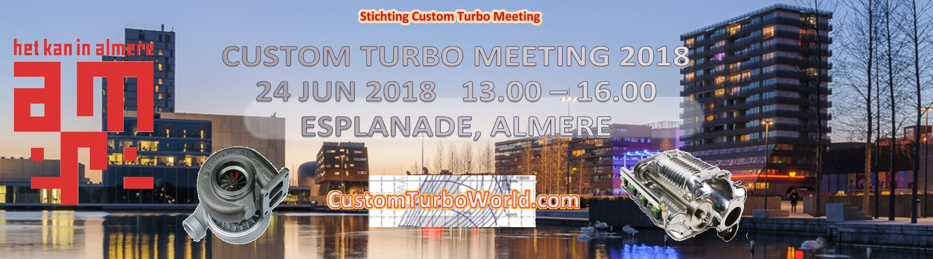 Custom Turbo Meeting 2018