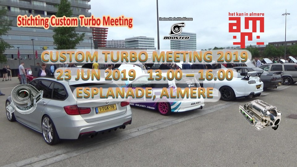 Custom Turbo Meeting 2019