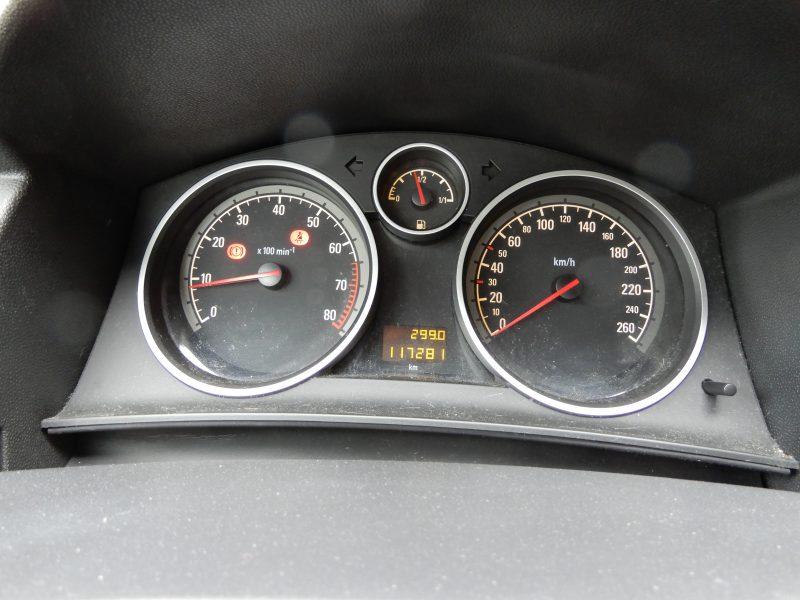 Nette complete Astra TwinTop 2.0 turbo met 6-bak
