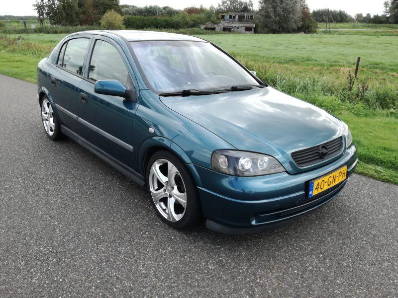 Te koop: Opel Astra G uit 2001 - Prima staat