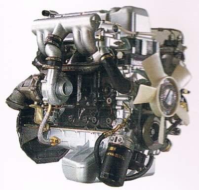 Cih turbo diesel