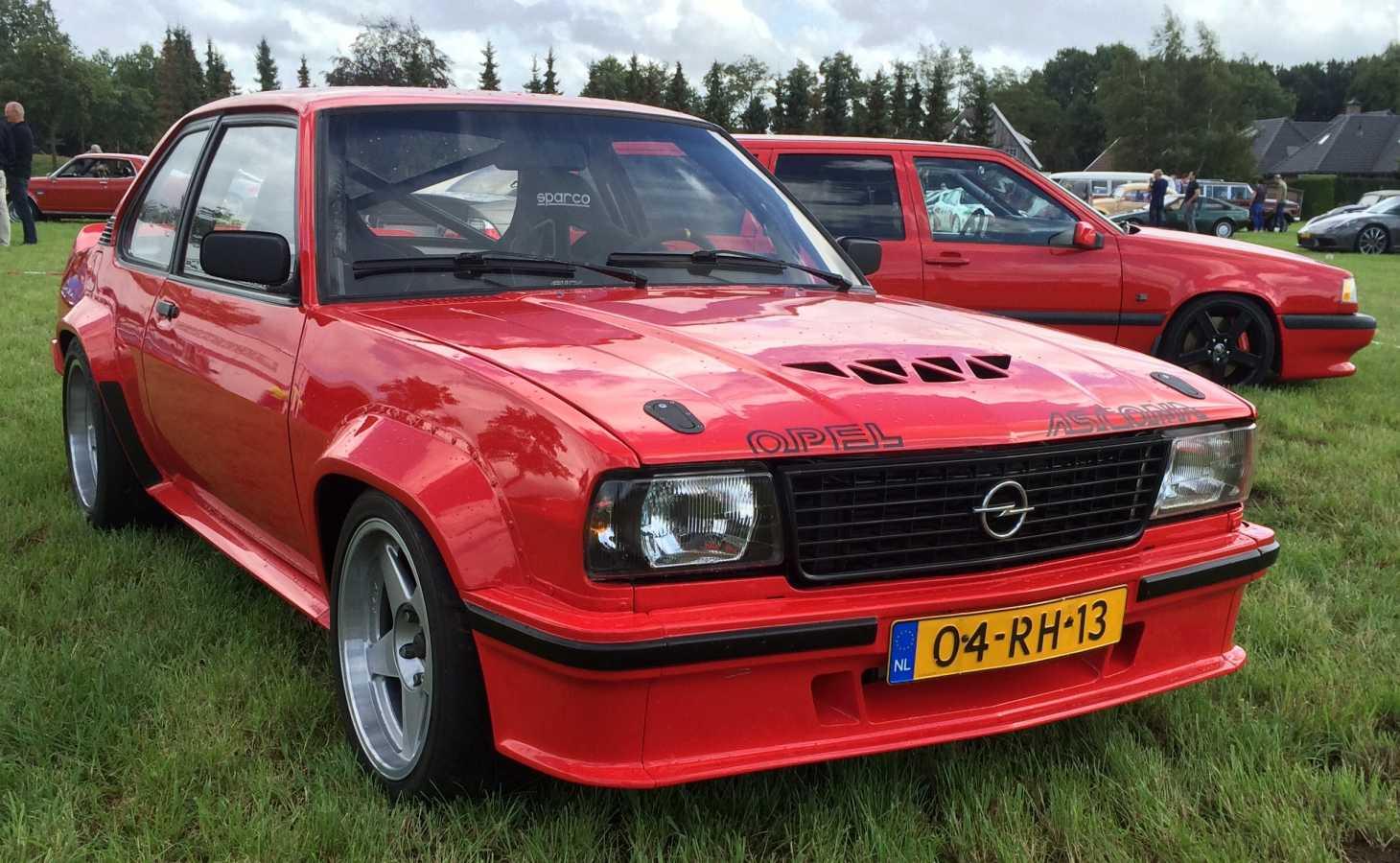 Passie voor autos Albergen 04092016