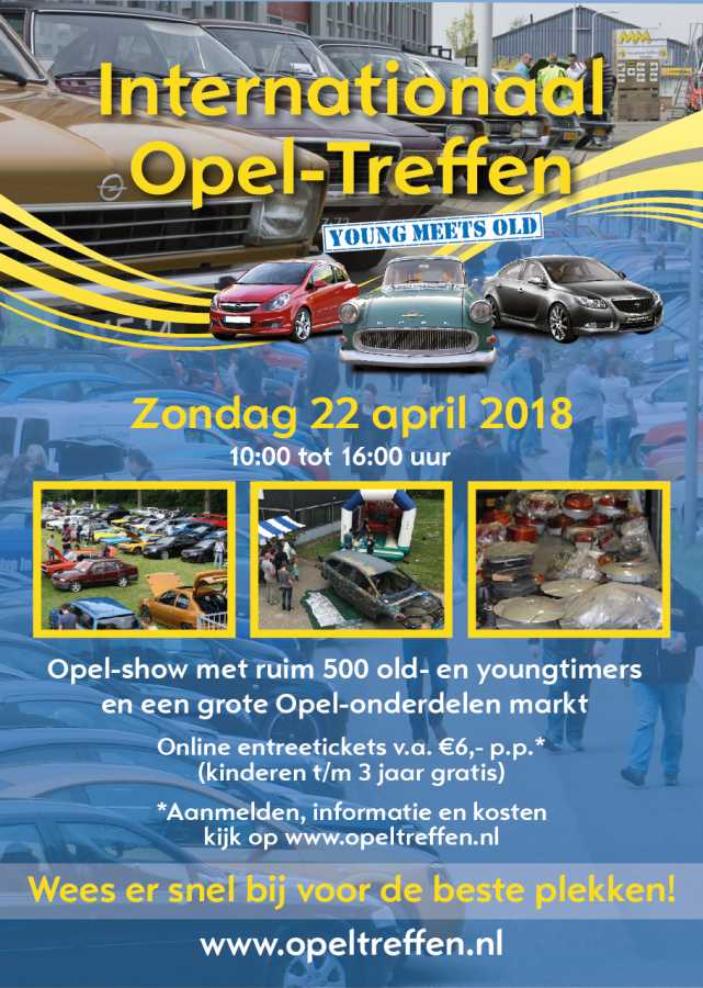 Flyer voorkant nederlands