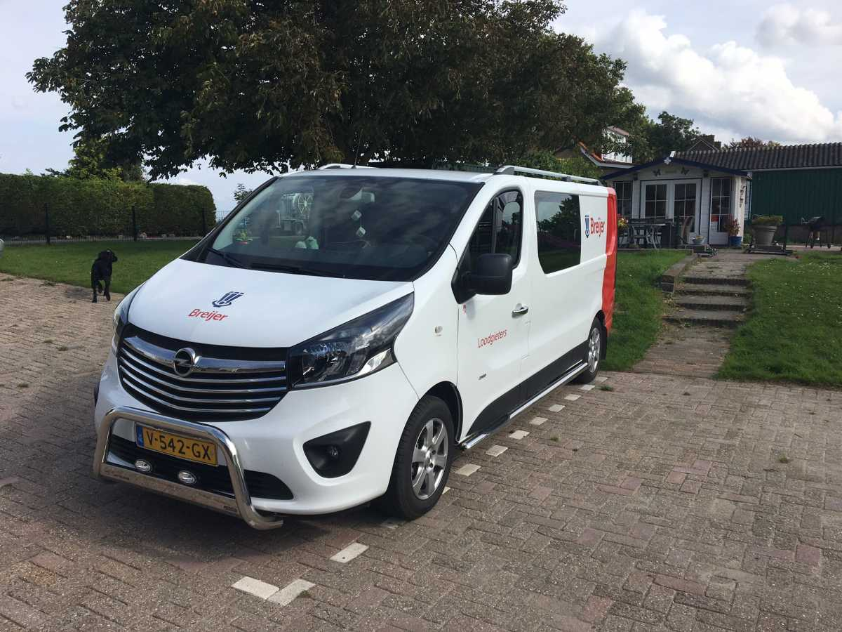 Velgen Vivaro B Opel Forum