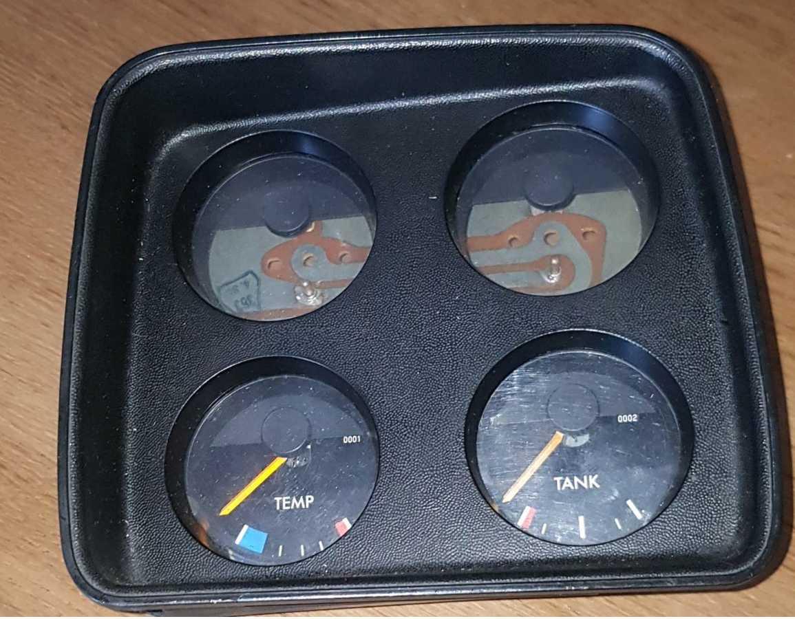 Cockpit Voor