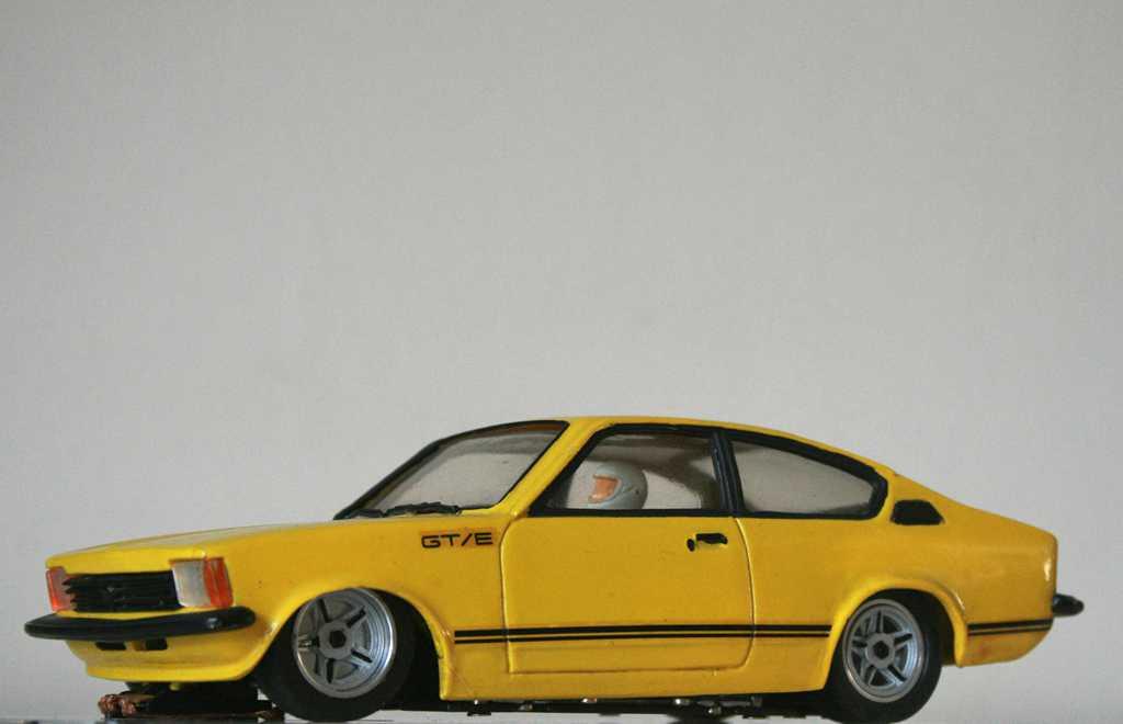 C'est ça - Opel Kadett C Coupé