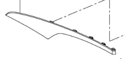 Insignia paneel tekening